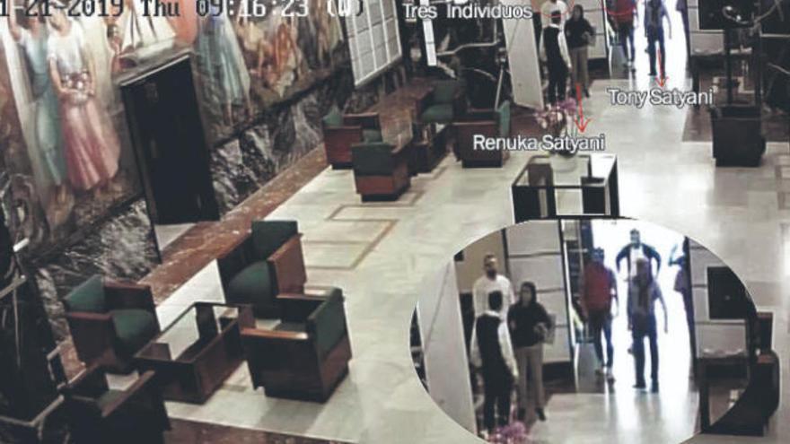 Orden de alejamiento para Renuka y dos matones de su víctima