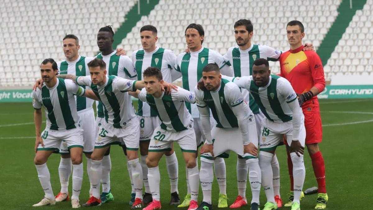 Las notas de los jugadores del Córdoba CF ante el Linares Deportivo