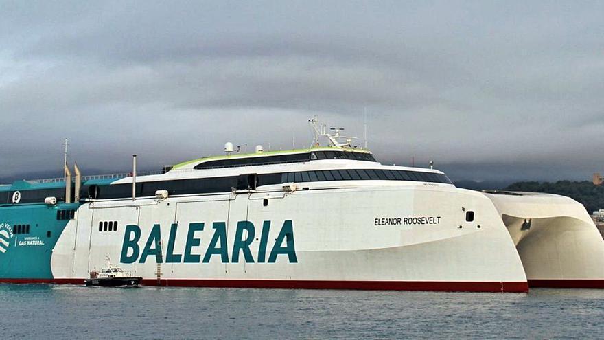 En servicio el ferry pionero de Armón