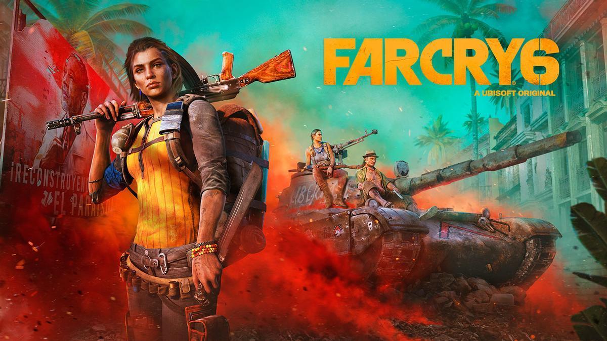 Poster de 'Far Cry 6'.