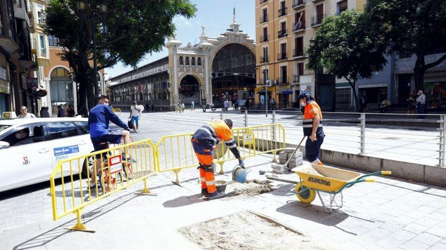 Zaragoza en fase 3: bares, gimnasios...