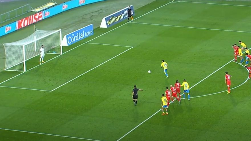 Vídeos de los penaltis fallidos y resumen del partido UD Las Palmas 0 - 0 AD Alcorcón