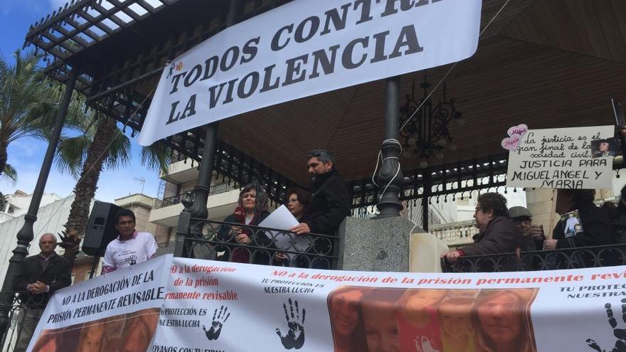 """Ruth Ortiz arremete contra el PP por """"politizar"""" la manifestación en Huelva a favor de la prisión permanente"""