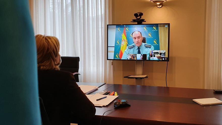 Asturias pone en marcha un protocolo para buscar a los contactos de covid no localizados por los rastreadores