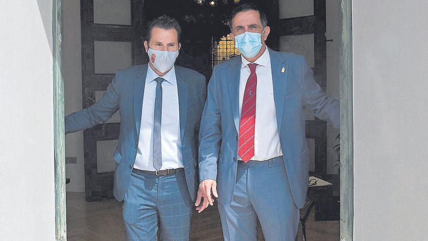 Cerrado el acuerdo para sacar al PP y Vox de veinte pedanías de Murcia