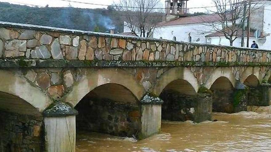El marzo más lluvioso del siglo tierras alistanas