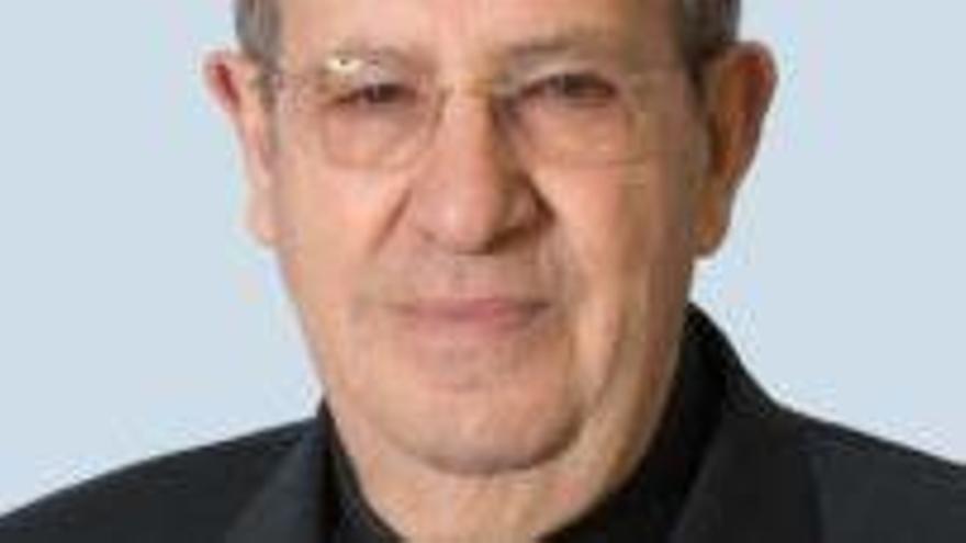 Rafael Palmero, obispo de Orihuela y natural de Morales del Rey, muere a los 84 años