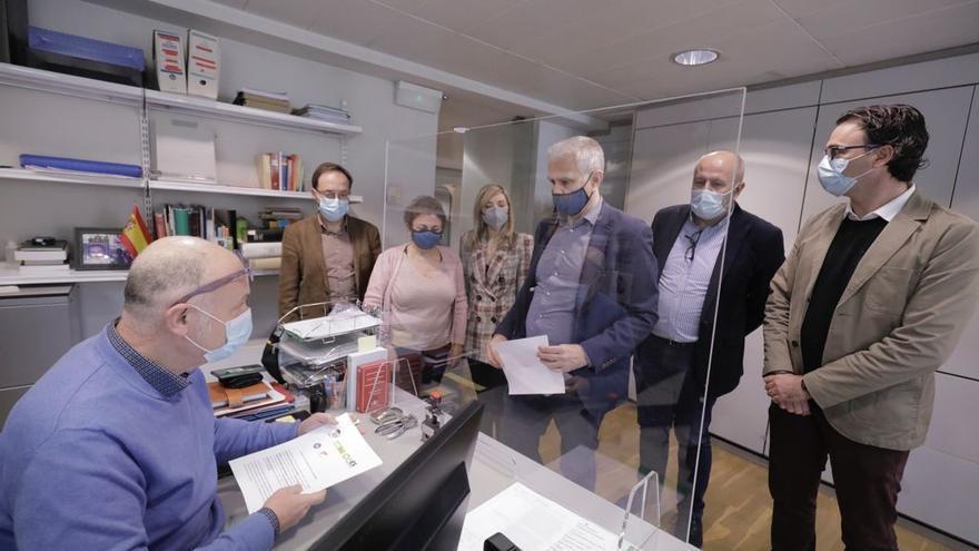 Més y Pi, esta vez con Ciudadanos y PP,  vuelven a presentar el recurso contra los PGE