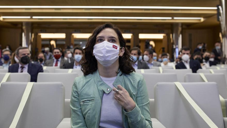 El pleno de la Asamblea de Madrid aprueba la reforma de Telemadrid