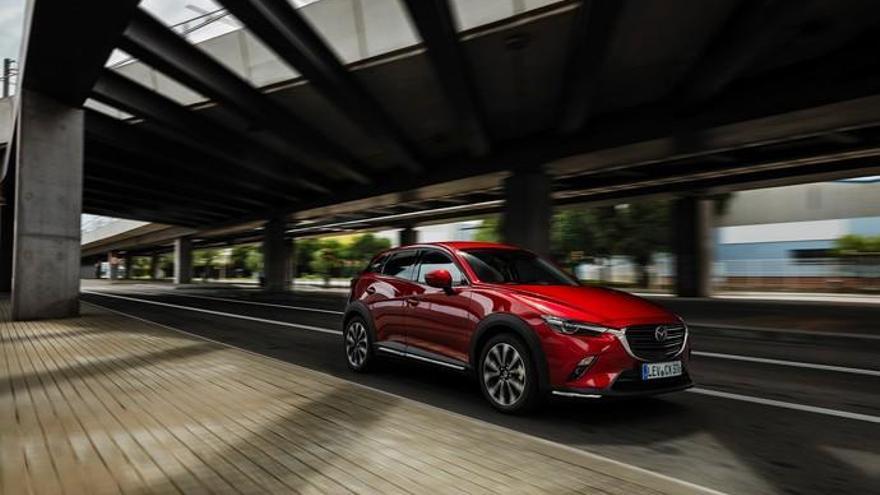 Cada detalle cuenta en el Mazda CX-3