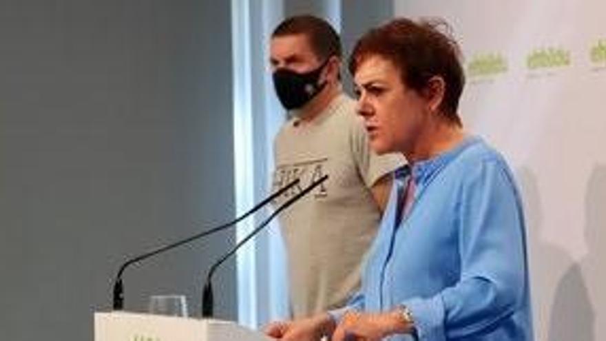 Bildu pide negociar sobre los presos de ETA para apoyar los Presupuestos