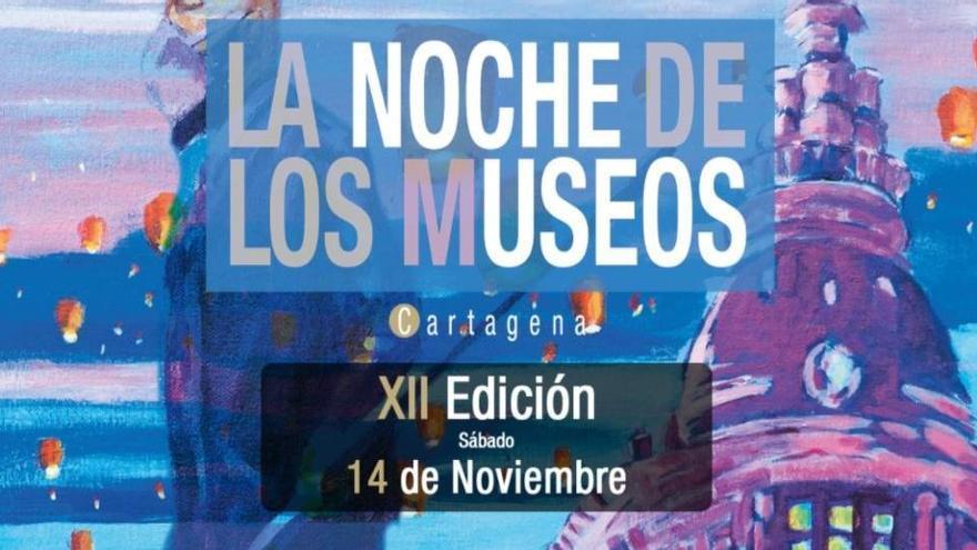 La Noche de los Museos de Cartagena online recibe más de 25.000 visualizaciones
