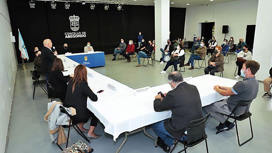 Comienza el taller de empleo verde entre ocho concellos