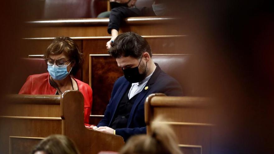 El Congreso rechaza los votos particulares presentados al Pacto de Toledo