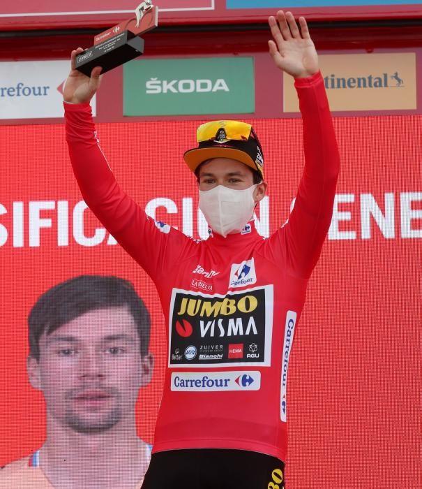 Las imágenes de la 4ª etapa de la Vuelta a España