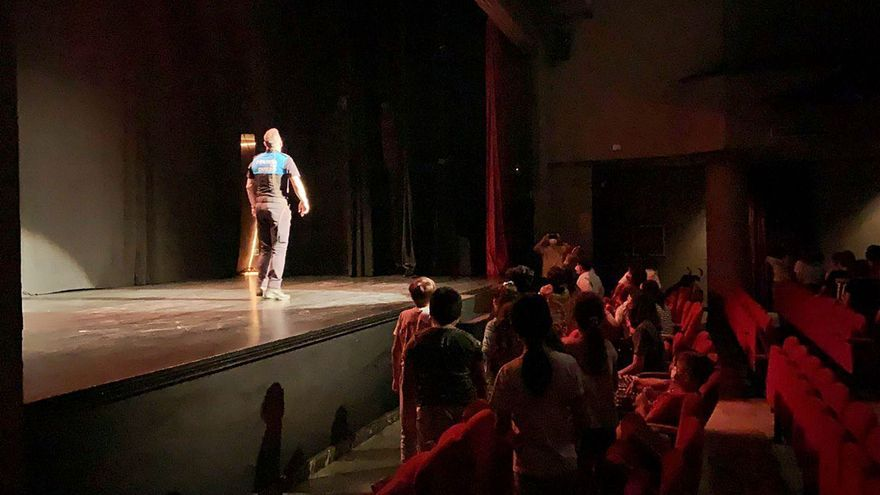 Un musical sobre educación vial en Vila