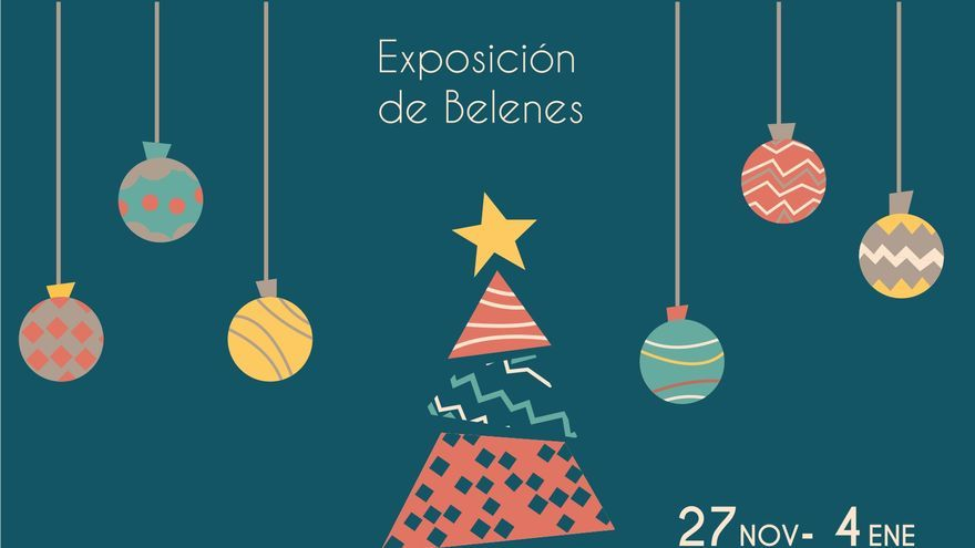 Exposición de Belenes: La magia de la navidad