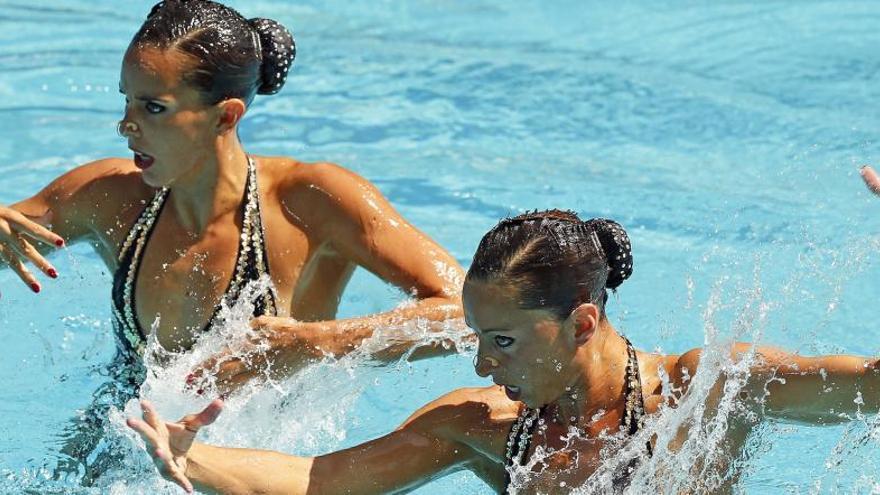 Ona Carbonell y Gemma Mengual, a la final del dúo libre