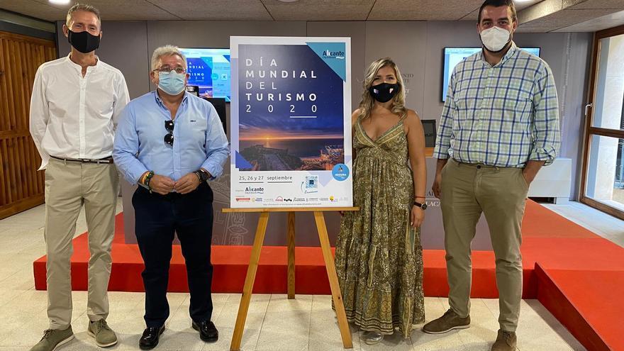Alicante presenta el Día del Turismo con actividades para potenciar la movilidad sostenible y la riqueza cultural de la ciudad