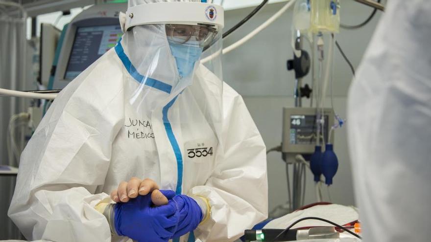 Espanya encapçala la llista de països amb més contagis per coronavirus a Europa