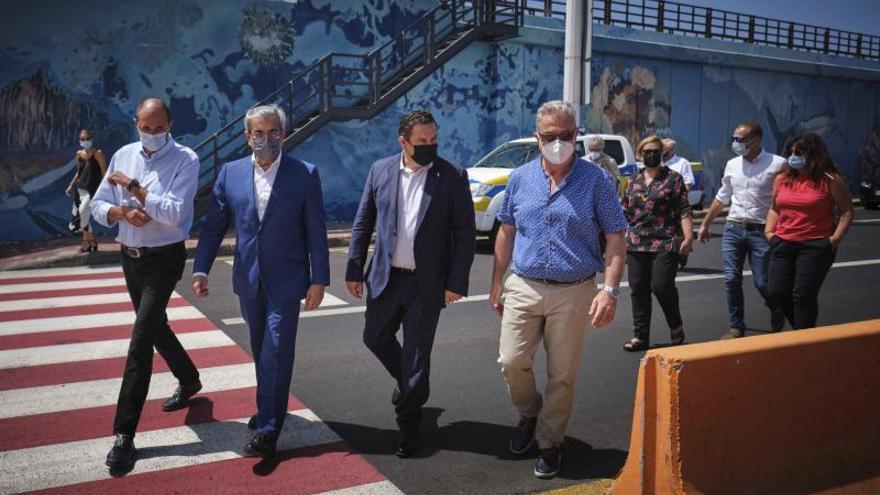 Román Rodríguez espera unidad en el Gobierno de Canarias para aparcar Fonsalía