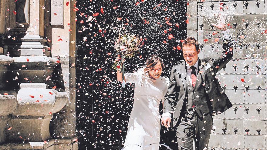 Del «Sí, quiero» al «Sí, puedo»: el sector de las bodas se reactiva