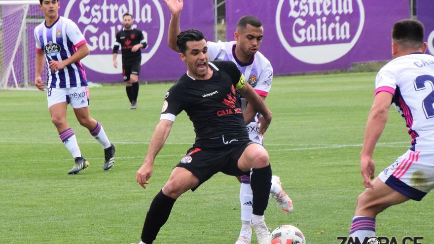 El Zamora se sitúa a una victoria del tercer clasificado