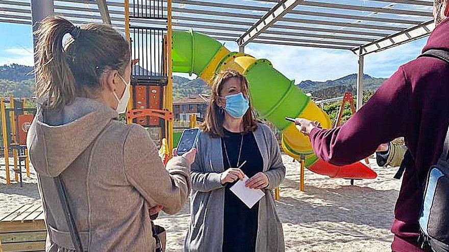 Allariz impulsa nuevas zonas de juego infantil para una población de 600 niños