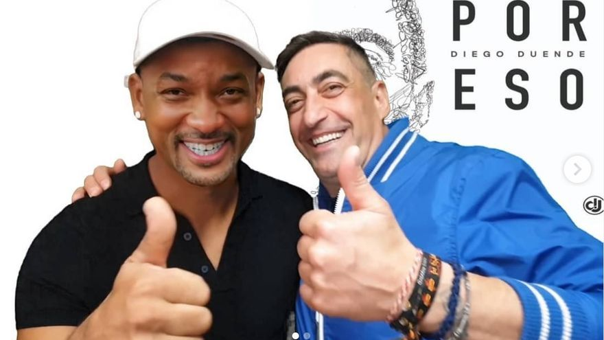 "VÍDEO | Un dj zamorano ""tira"" de Will Smith para promocionarse"