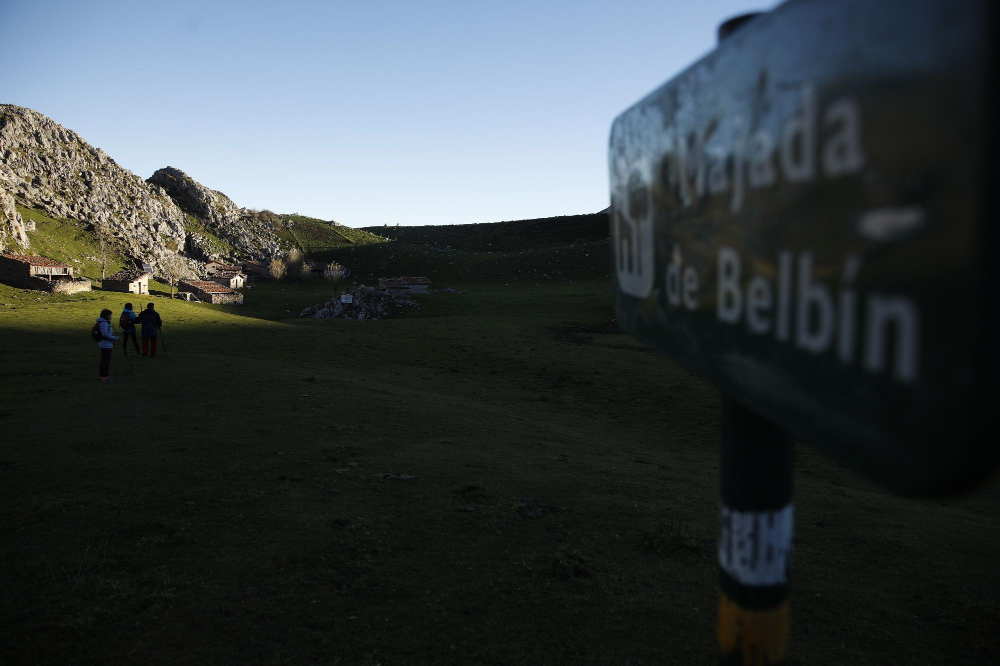 La majada de Belbín (Onís).