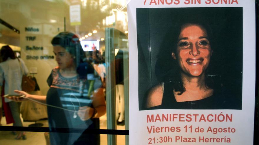 El BOE publica el expediente de declaración de fallecimiento de Sonia Iglesias