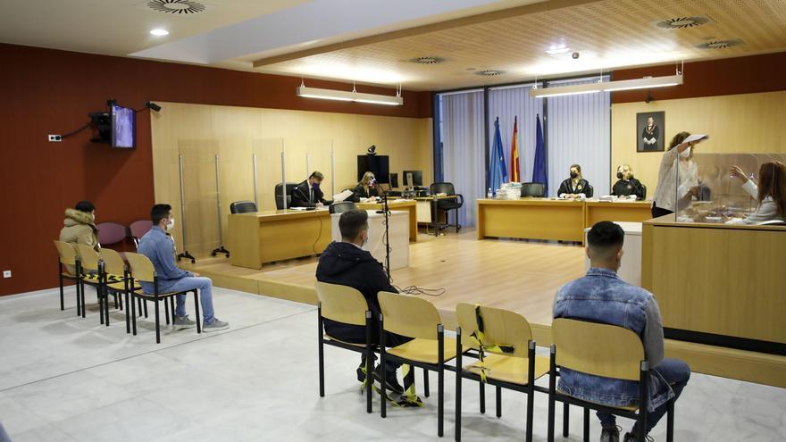 """Los acusados del """"caso German"""" alcanzan un acuerdo para rebajar sus penas"""