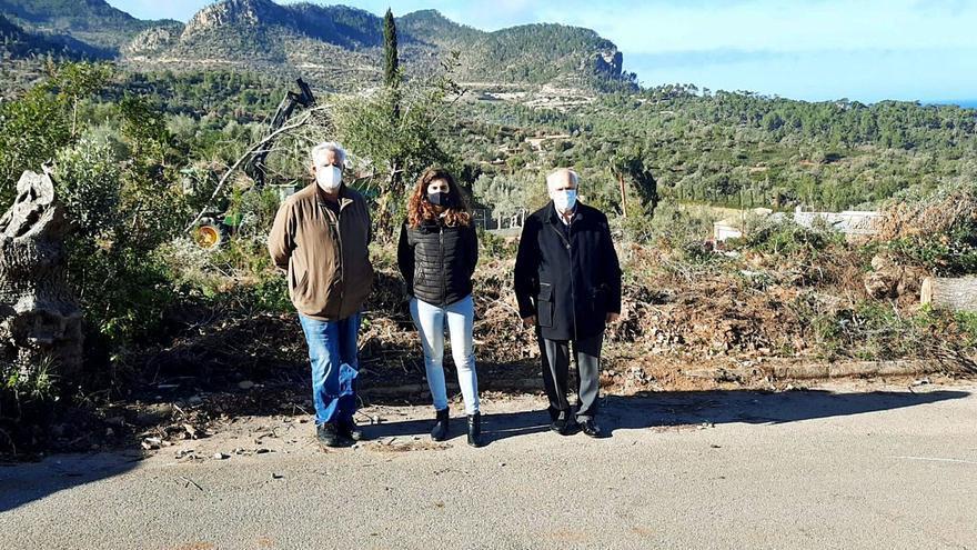 Los pueblos afectados por el 'cap de fibló' de 2020, molestos por no ser declarados zona catastrófica