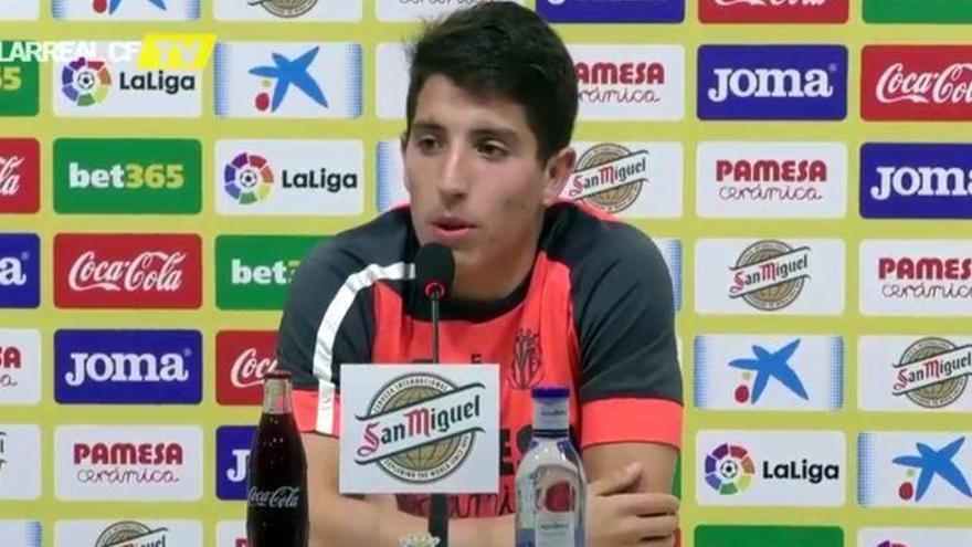 """Cáseres: """"El Villarreal debe seguir en esta línea y clasificarse ya en Glasgow"""""""