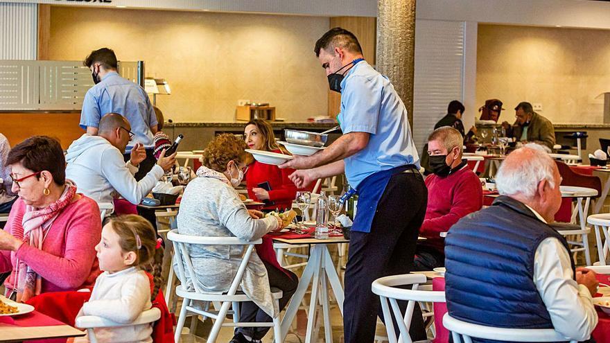 Los hoteles valencianos cierran la Semana Santa con una ocupación del 15 %