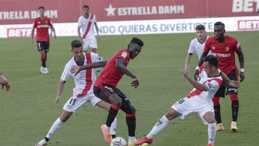 Real Mallorca kriegt den Ball einfach nicht ins Tor