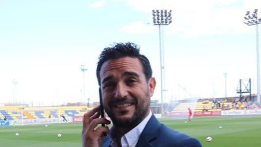 David Torices 'Dupi', nuevo director deportivo del Badajoz
