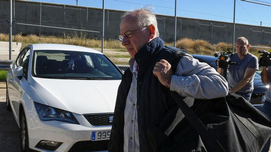 Prisiones rechaza el tercer grado para Rodrigo Rato