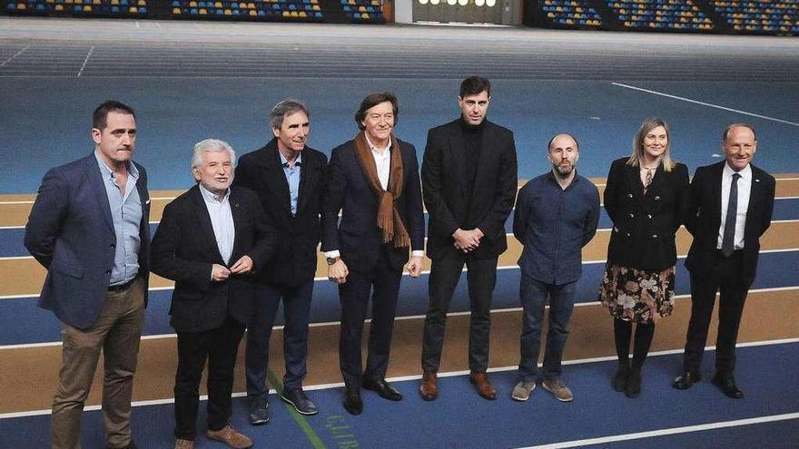 El Nacional de Atletismo, en Ourense