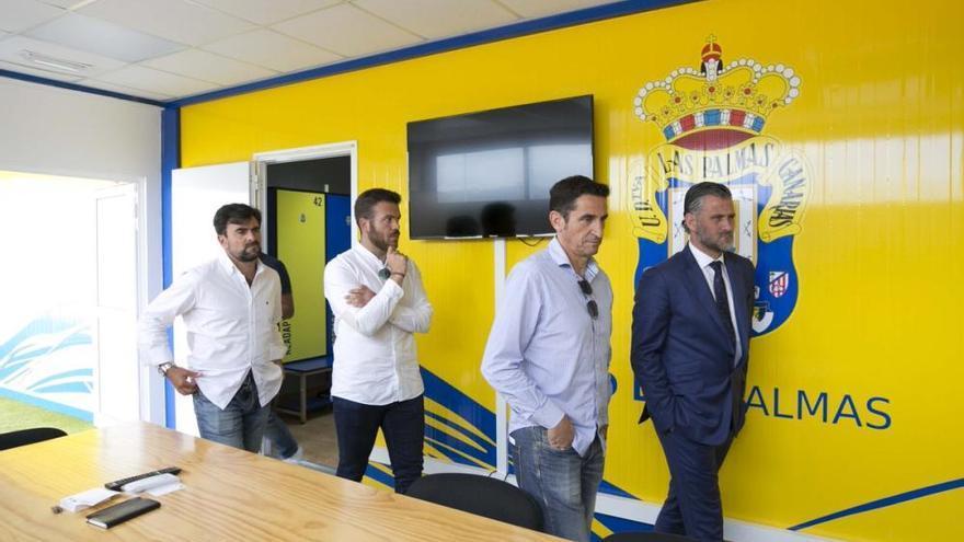 La UD presenta al nuevo técnico que dirigirá al equipo en Segunda