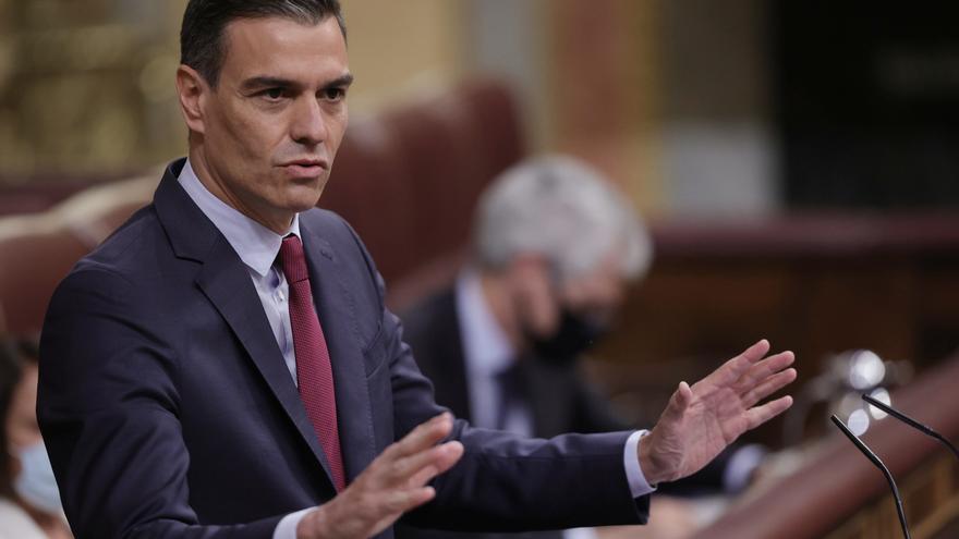 Directo | Sánchez y Casado se ven las caras en el Congreso tras el acuerdo para renovar órganos caducados