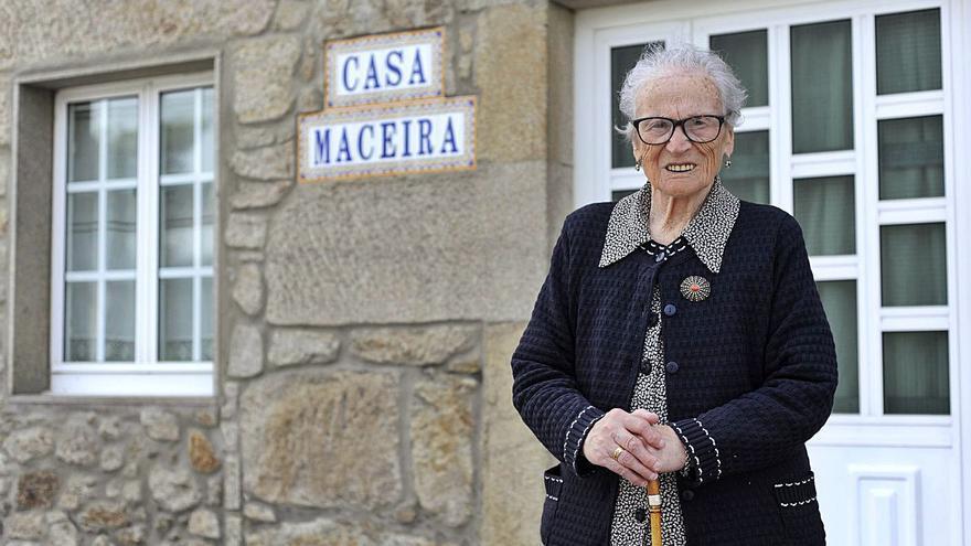 O segredo dos 100 anos de María Costa