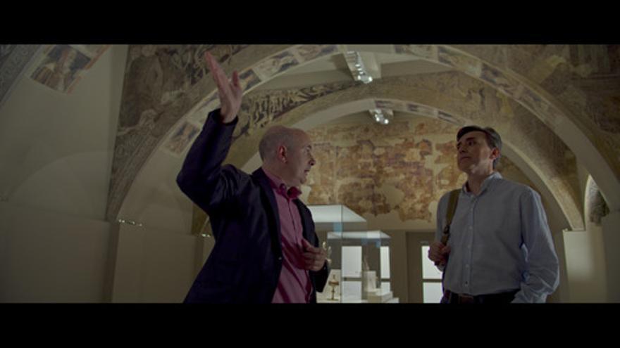 'El sueño de Sigena' participa en el Festival de Cine de Valladolid en la categoría de Documental España