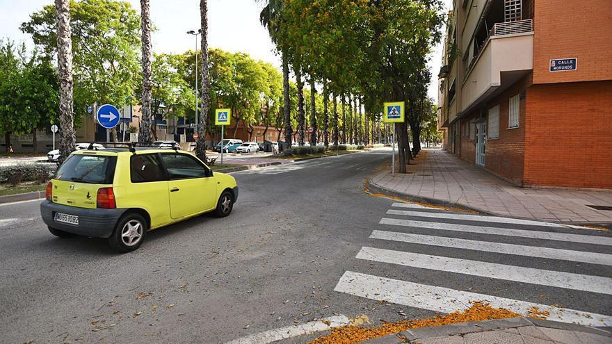 Arreglarán nueve semáforos y volverán a pintar los pasos de cebra de 29 pedanías