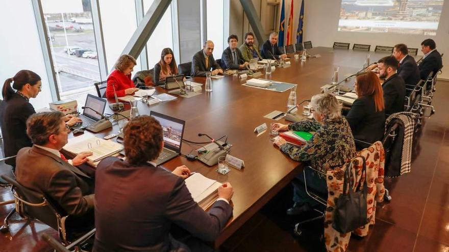 El Puerto otorga una concesión por treinta años a la multinacional Cemex en El Musel