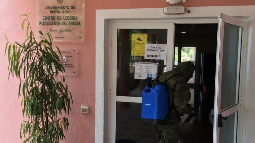 Coronavirus en Canarias | La Operación Balmis del Ejército cumple un mes de trabajo en Canarias