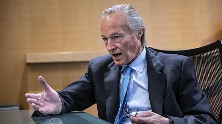 """Josep Piqué: """"No me gustaría que Vox formara parte del próximo Gobierno """""""