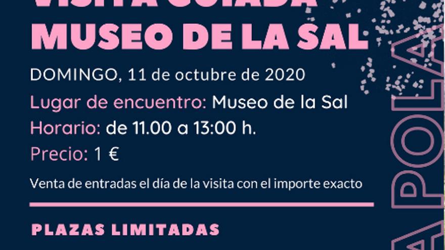 Visita Guiada Museo de la Sal