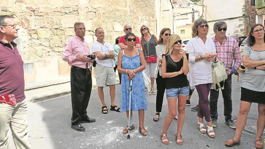 Onda impulsa el casco histórico en una jornada de cultura judía