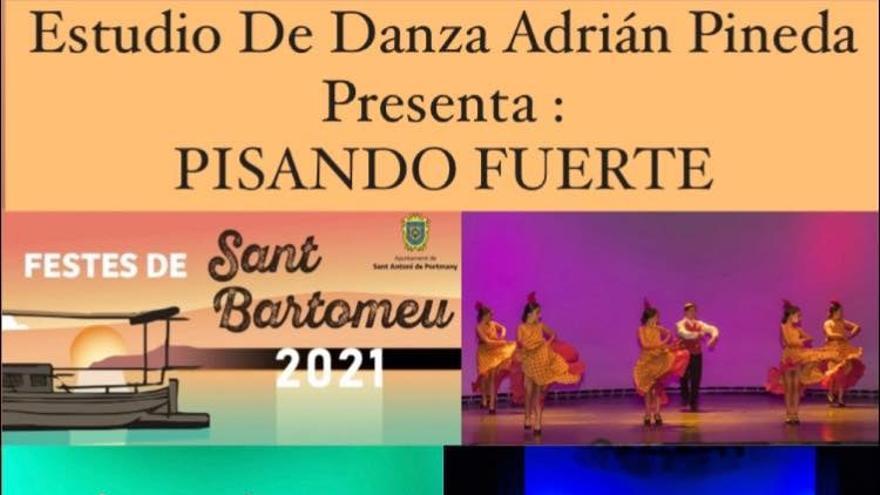 Fiestas de San Bartolomé 2021: Pisando Fuerte